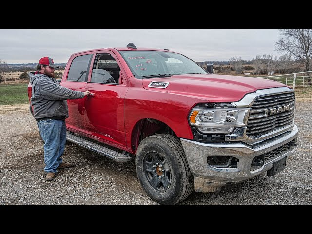 Well...HUGE Problem with Wrecked 2019 ram 2500 Cummins. thumbnail