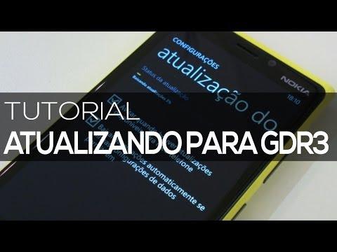 Tutorial Atualizando para GDR3 Preview - WindowsPhone 8