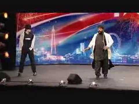 Signature Britains Got Talent Audition HD