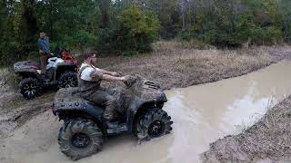 Creekside Offroad Ranch THE SWAMP!!!