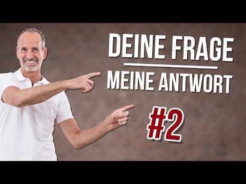 """""""Muskelkater nach den Übungen - gut oder schlecht?"""" - Roland antwortet #2"""