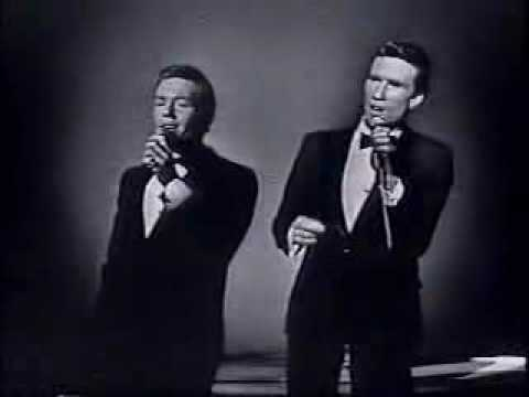 The Righteous Brothers sing You've Lost that Loving Feeling