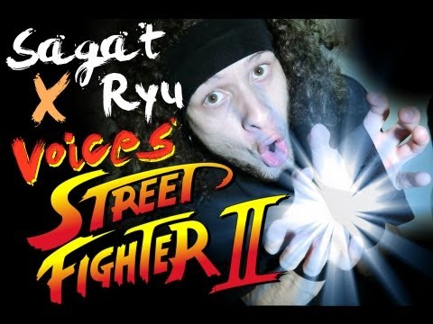 Marcelo Carvalho - Street Fighter 2 Voices