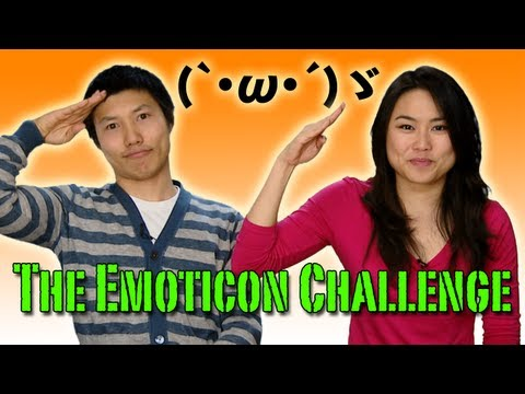 The Emoticon Challenge!