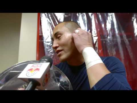 LUIS ROBLES: Chicago Fire Post Game Reaction