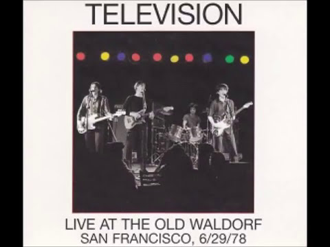 Television - Little Johnny Jewel  (Live SF 78)