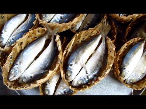 Walk Around Ho Chi Minh City Saigon Street Market Food Fish Seafood Vietnam – Phil in Bangkok