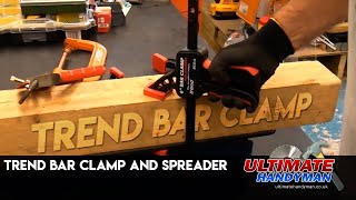Trend bar clamp