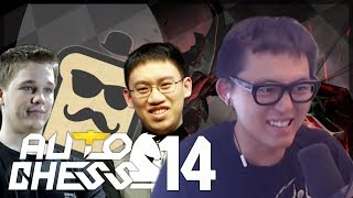 Beating Toast w/ RNG   Twitch Rivals P1   Amaz Auto Chess 14 ft. Disguised Toast, TidesofTime, Trump