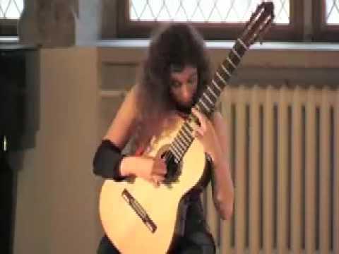 Gaëlle Solal joue Tonadilla d'Emilio Pujol