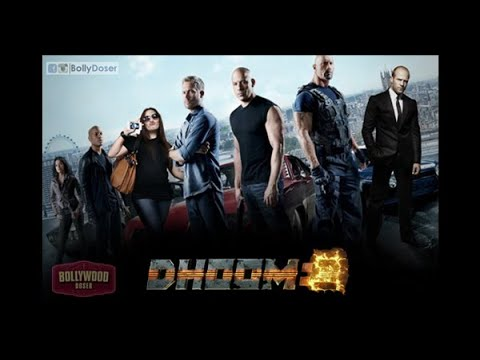 DHOOM FT FAST N FURIOUS TRAILER REMIX HINDI thumbnail