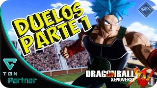 | DRAGON BALL XENOVERSE | DUELOS DEL EVENTO | PARTE 1 |