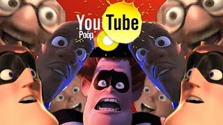 YTP - The Incredi-LOLs (Incredibles YTP)