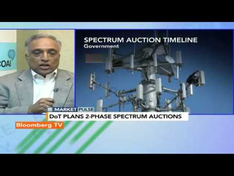 "Market Pulse: ""Need To Auction All Spectrum At Once To Provide Flexibility For Operators"""