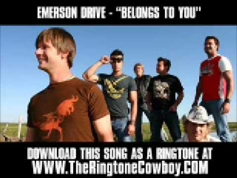 Emerson Drive - Belongs To You [ Music Video + Lyrics + Download ] video