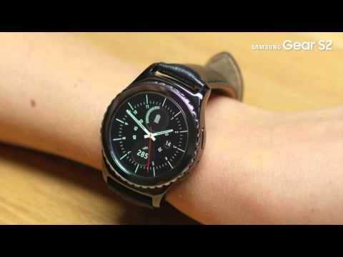 Samsung Galaxy Gear 2   How to use the call and message features