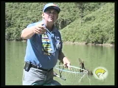 Pesca Dinâmica - Pescaria de traíras em Foz da Areia no Paraná - Parte -3
