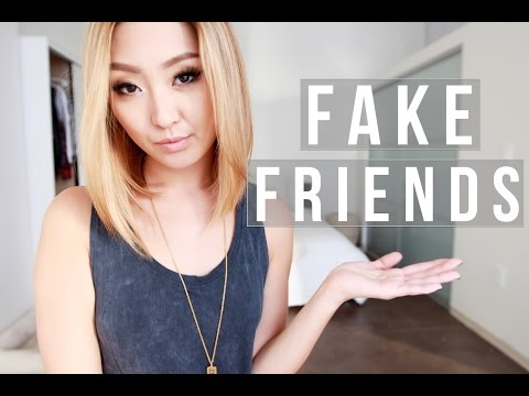 FAKE FRIENDS| MY STORY