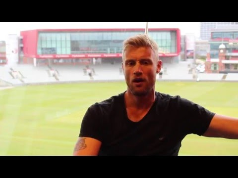 Flintoff praises job Ashley Giles has done at Lancashire