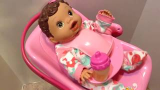 Throwback Baby Alive Changing Time Doll