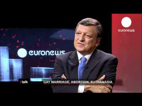 euronews I talk - Italk - Your questions answered by José Manuel Barroso