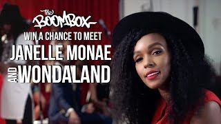 Watch Janelle Monae Wondaland video