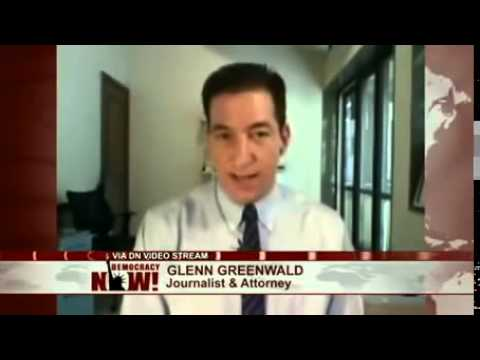 Glenn Greenwald  The NSA Can 'Literally Watch Every Keystroke You Make'