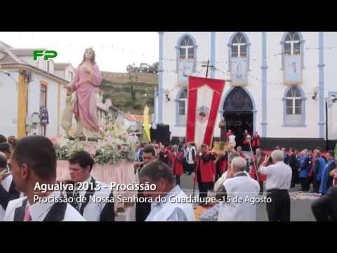 Agualva 2013 - Prociss�o Nossa Senhora do Guadalupe - 15 de Agosto 2013