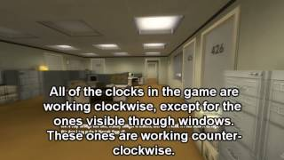 The Stanley Parable - Broken Clocks Easter Egg