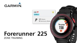 02. Forerunner 225: Zone Training