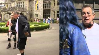 Descendants Behind The Scenes (Set it Off) - The Genius | Official Disney Channel Africa