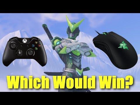 Overwatch - Console vs PC