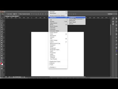Как построить модульную сетку в Photoshop CC
