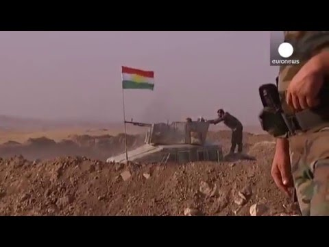 Iraq claims recapture of Mosul dam from Islamic State militants