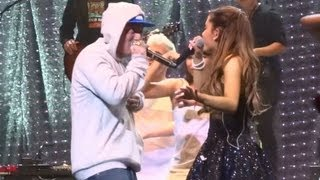 "Ariana Grande - ""The Way"" [Feat. Mac Miller] (Live in Los Angeles 9-9-13)"