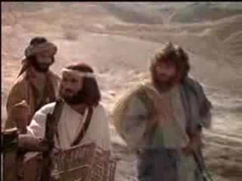 Jesus Film(hindi) Part 7of 13 video