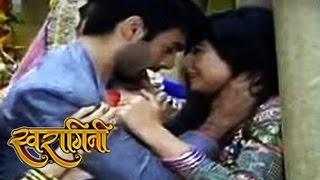 Swaragini | 12th Feb 2016 | Sanskar Tries To KILL Kavita For Sending Swara In JAIL
