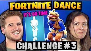 Fortnite Dance Challenge #3 (Season 6 Emotes)