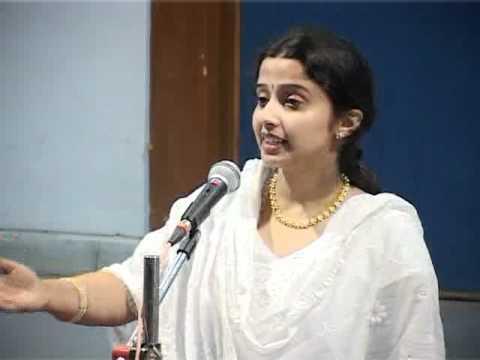 Mahalakshmi Shenoy sings Marathi Abhang of Sant Tukaram Bheti...