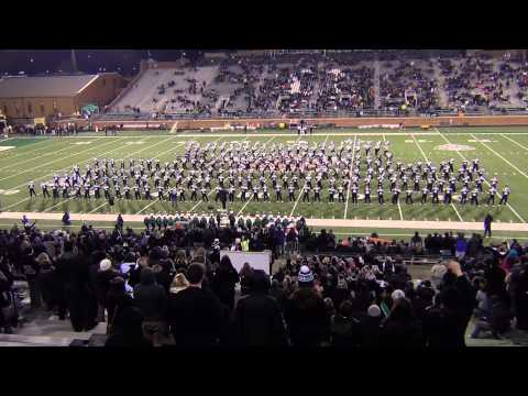 Ohio University Marching 110 - Queen Medley