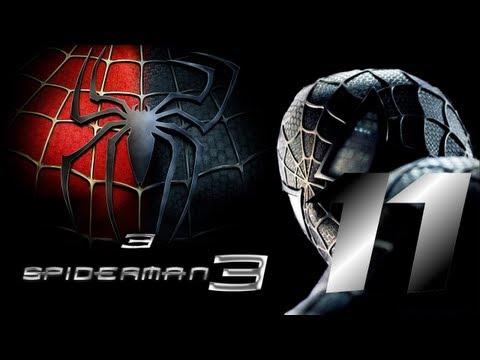 Let's Play Spiderman 3 Part 11 - NINJA BOSS