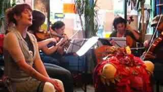 Meow Meow Song, String Quartet