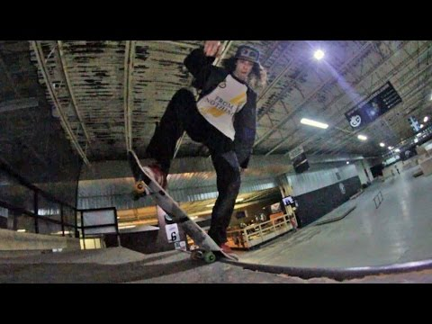 Ethernal Skate Films / Skateboard session video @ Central Parc skatepark (Wickham)