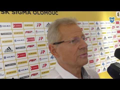 FNL: rozhovor s trenérem Vlastimilem Petrželou po utkání v Olomouci (0:0)