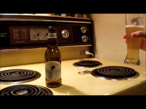 Hoegaarden Witbier - #137 - Maxwell Starr's Beer Review
