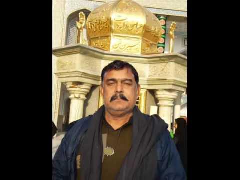 D.i.khan Bawa Sibtain Shah Noha ''aida Bhari Teer Hrmil'' video