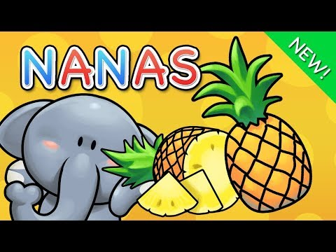Lagu Anak Indonesia   Nanas