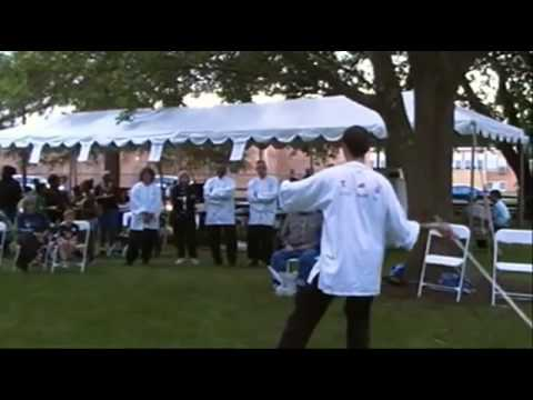 Asian Festival Demonstration Part 3 Tai Chi Straight Sword