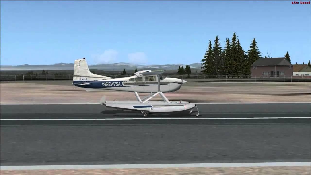Carenado Cessna 206 Fsx Carenado Cessna Amphibian