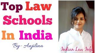 Top Law Schools in India   Hindi   Anjilina Kalita   Indian Law Info